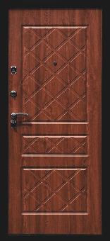Дверь стандарт золотой дуб