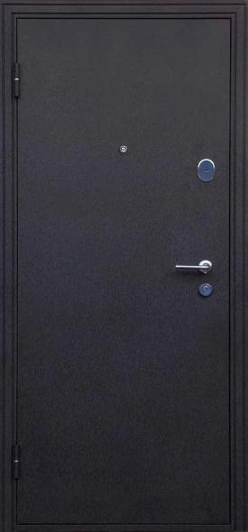 Дверь входная черный шелк занзибар три контура купить